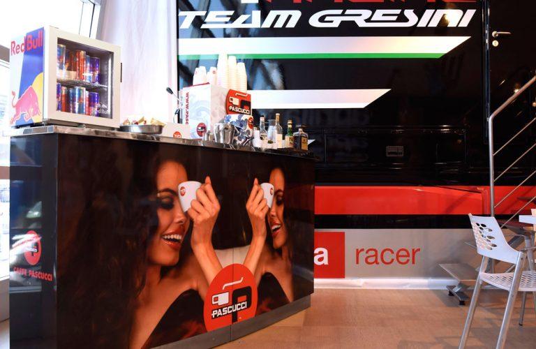 Hospitality Gresini Racing