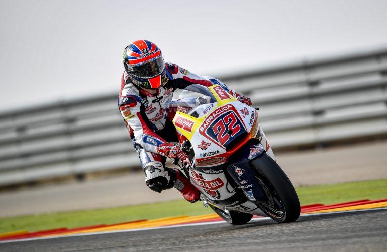 Lowes secondo al termine della prima giornata del GP di Aragon