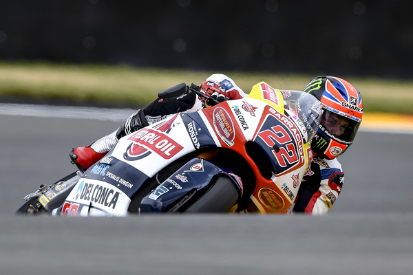 Chilly First Day At Sachsenring Sees Lowes In Fifth