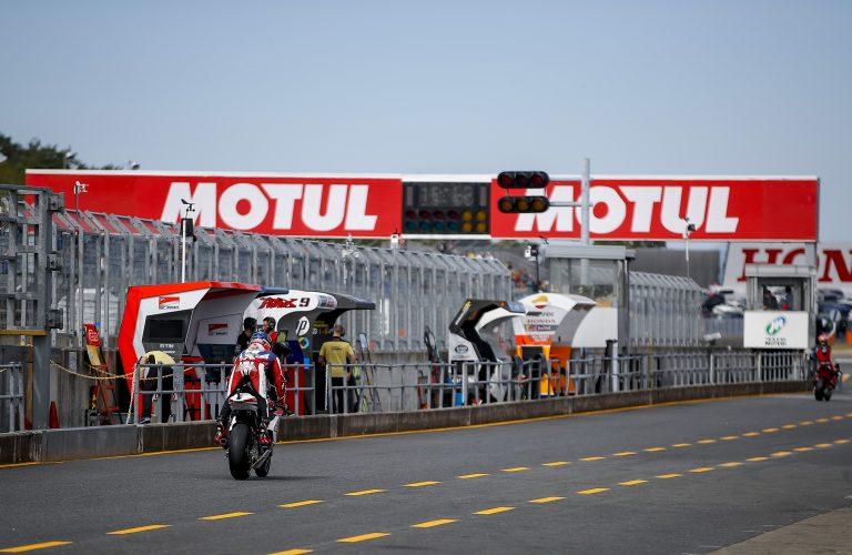 Grand Prix of Japan - Gresini Racing