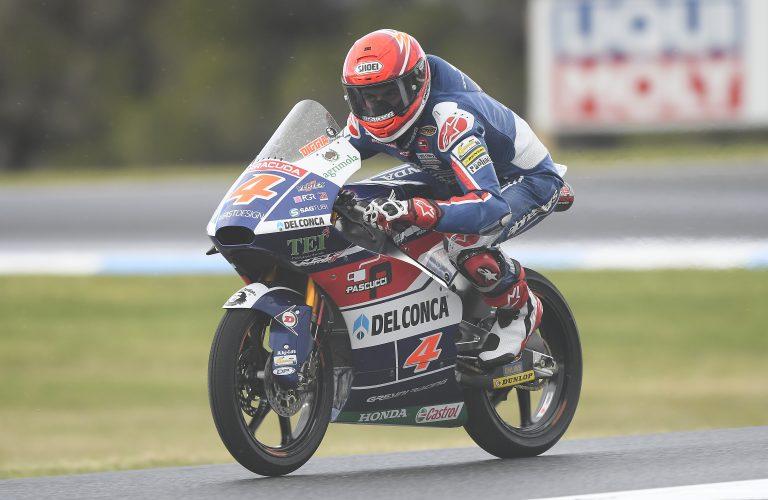 Australian Motorcycle Grand Prix - Gresini Racing