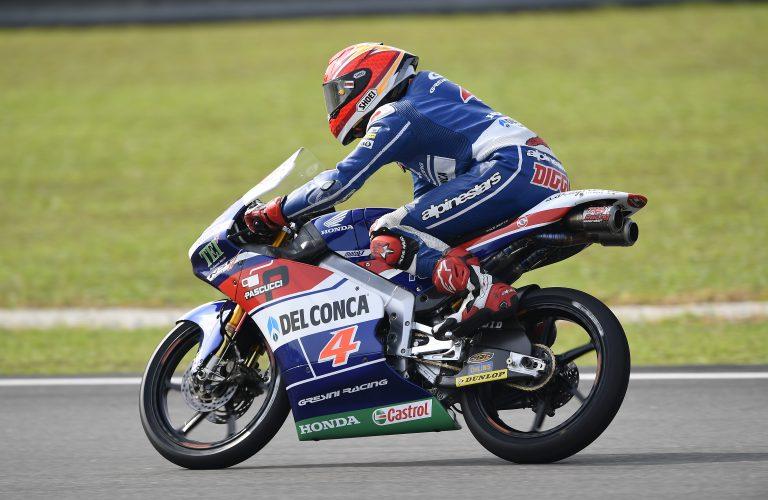 Malaysia Motorcycle Grand Prix - Gresini Racing