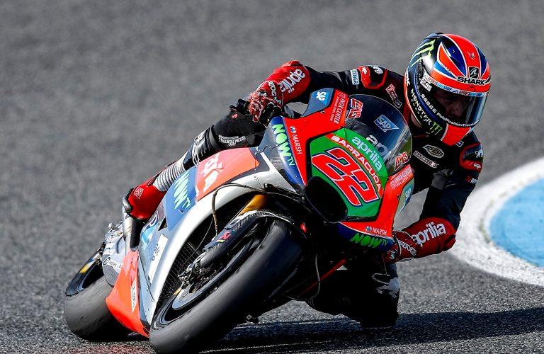 Ultimi test prima della pausa invernale per Aprilia: tre giorni a Jerez per Aleix espargarò e Sam Lowes