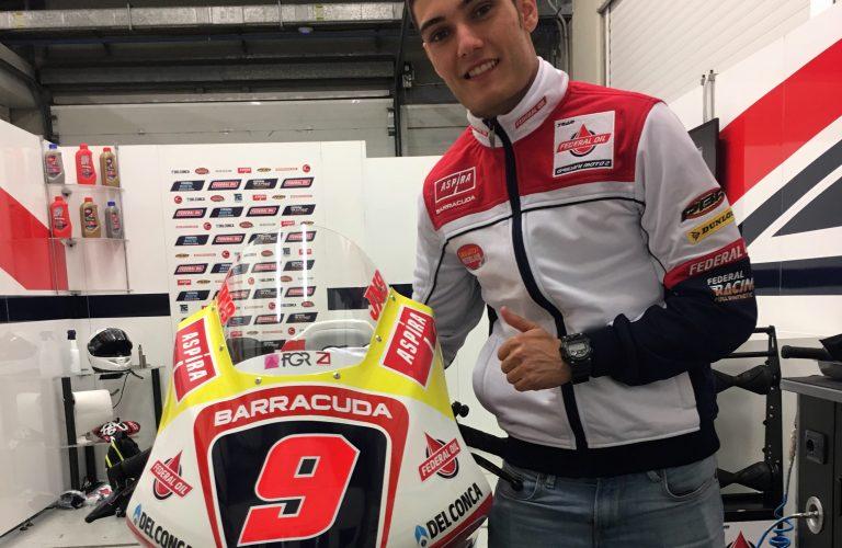 """Respiro """"veste"""" il Team Federal Oil Gresini Moto2 anche nella stagione 2017"""