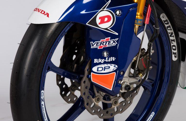Il Team Del Conca Gresini Moto3 sceglie i dischi freno GALFER