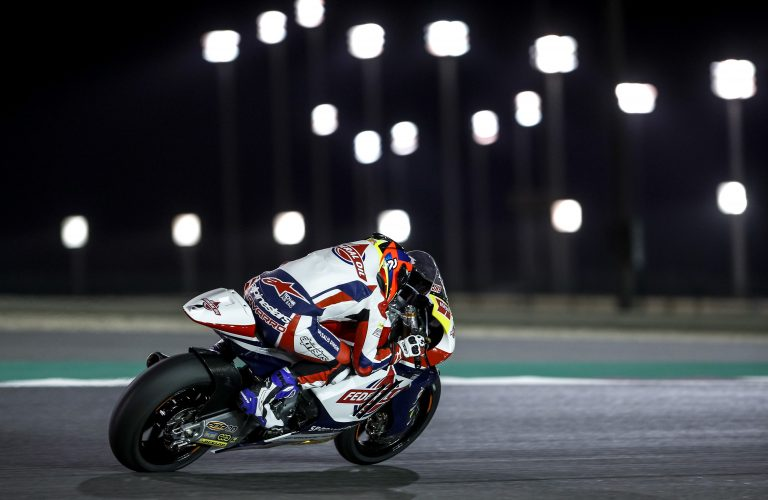 GOOD FIRST DAY FOR NAVARRO AT LOSAIL