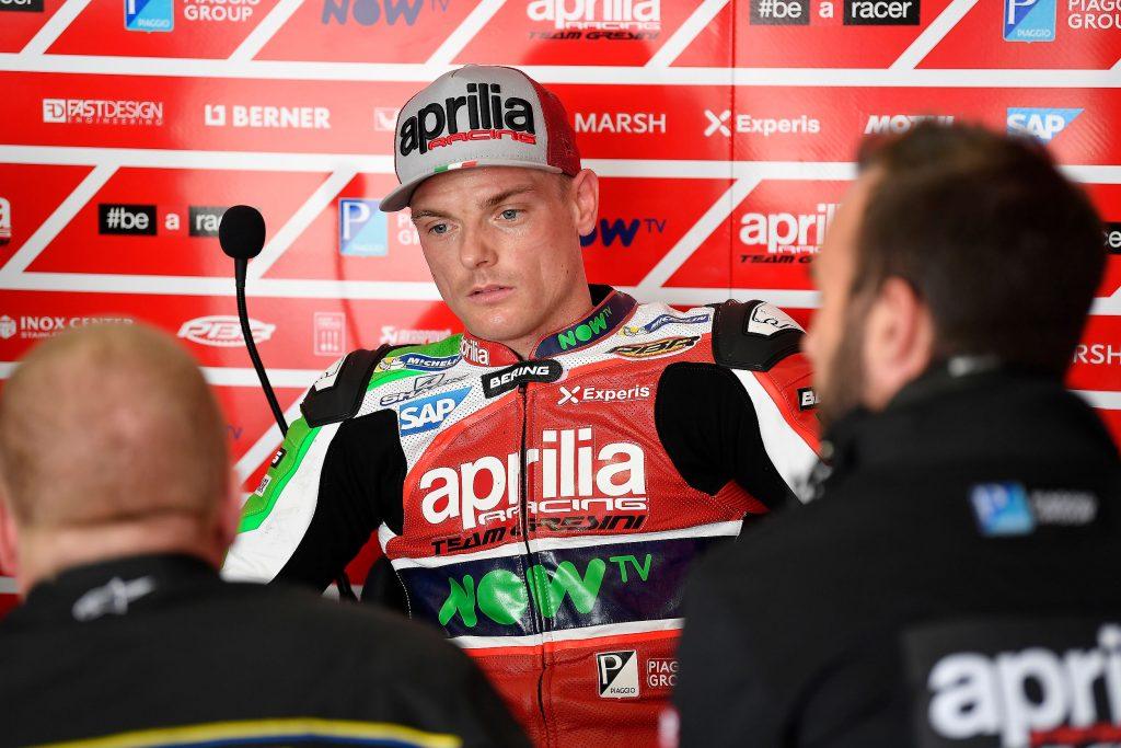 TERZA GARA STAGIONALE PER LA APRILIA RS-GP 2017 - Gresini Racing