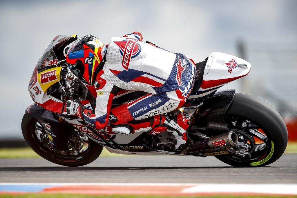 """NAVARRO: """"AUSTIN PER CONTINUARE A CRESCERE"""" - Gresini Racing"""