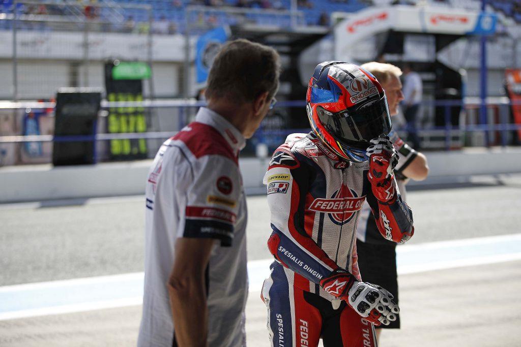 """NAVARRO: """"LE MANS SI ADDICE ALLA MIA GUIDA""""   - Gresini Racing"""