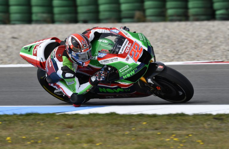 GOOD SIGNS FOR APRILIA IN THE FIRST PRACTICE SESSIONS AT ASSEN
