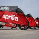 SCOTT REDDING CON APRILIA NELLA MOTOGP 2018