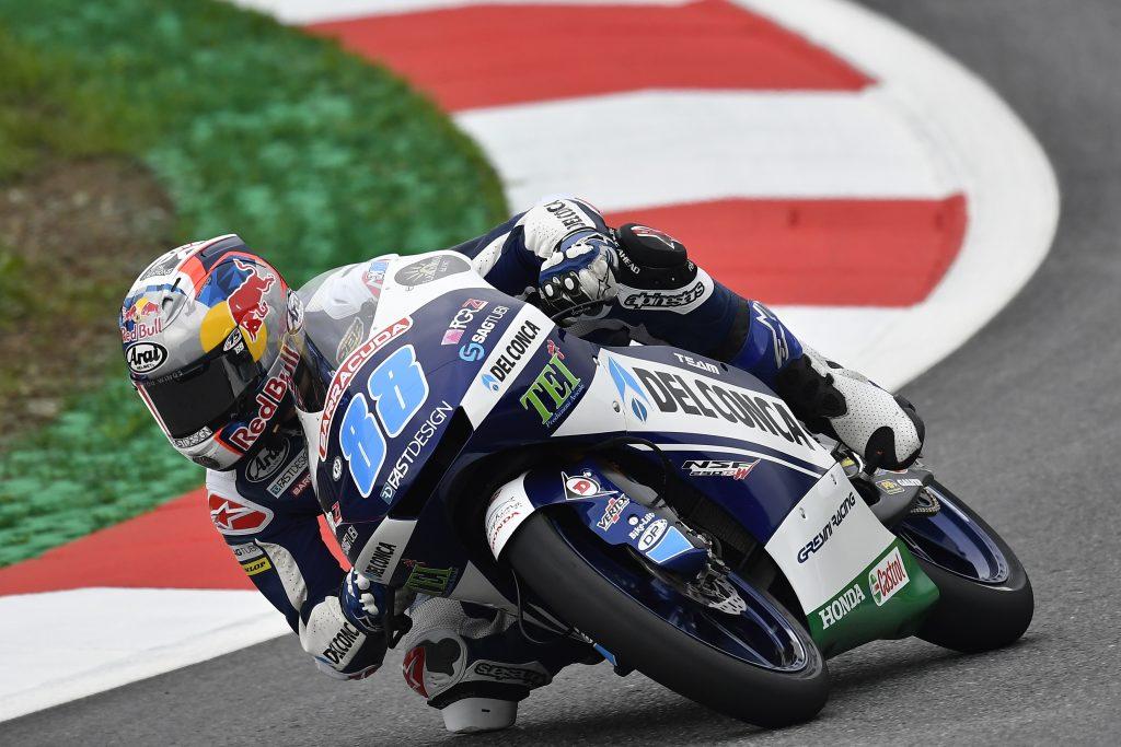 POSITIVO AVVIO DEL TEAM DEL CONCA GRESINI A SPIELBERG   - Gresini Racing