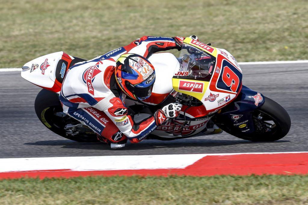 IL MOTORLAND ATTENDE IL TEAM FEDERAL OIL GRESINI MOTO2 - Gresini Racing