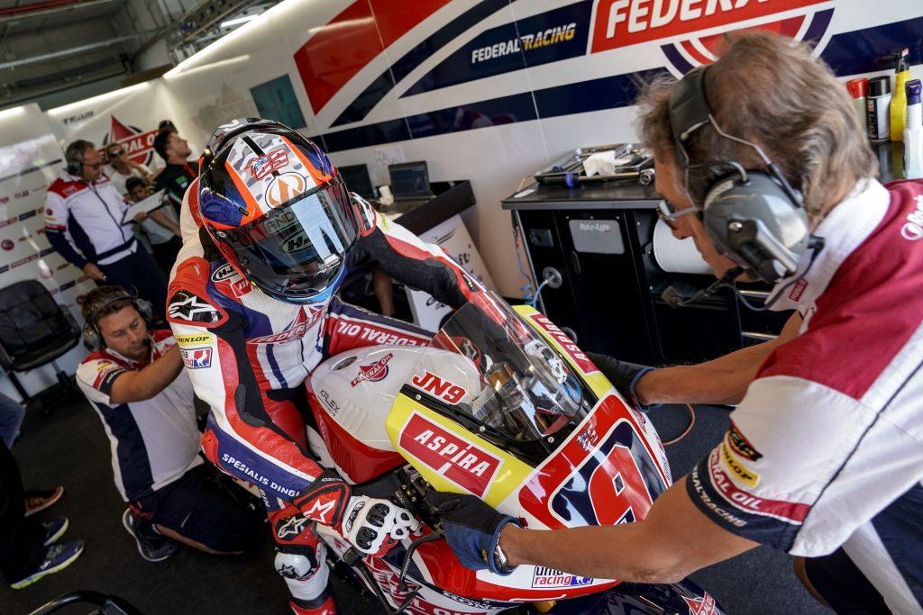 NAVARRO A MOTEGI IN CERCA DI CONTINUITÀ   - Gresini Racing