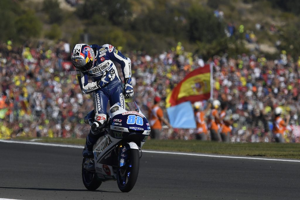 FINALMENTE MARTIN! - Gresini Racing