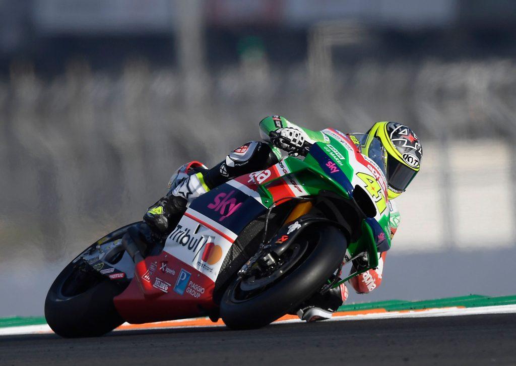 CONTINUA IL RECUPERO DI ALEIX ESPARGARO' - Gresini Racing