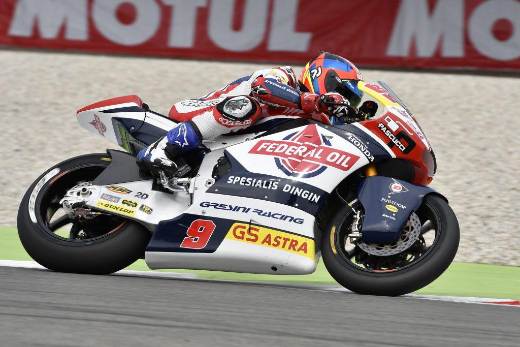 DELTOMED, NUOVO TASSELLO PER IL PROGETTO GRESINI MOTO2 - Gresini Racing