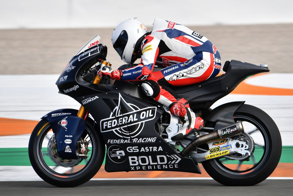 TEST DAY3: NAVARRO NEWLY CONFIDENT AFTER FINAL DAY ON HOME TURF    - Gresini Racing