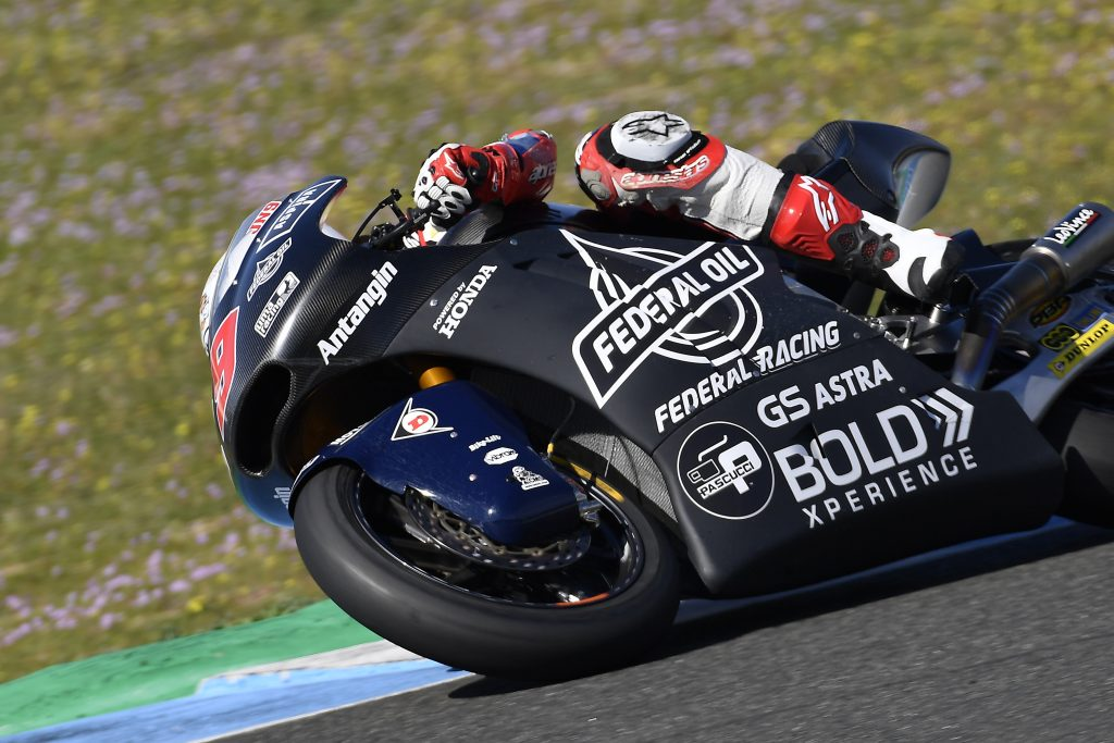 """NAVARRO: """"IT'S A VERY DIFFERENT BIKE COMPARED TO THE 2017 VERSION""""   - Gresini Racing"""