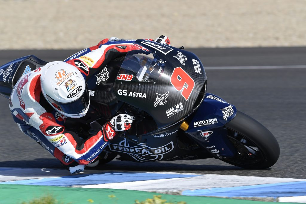 NAVARRO GETS GOOD START TO JEREZ TEST - Gresini Racing