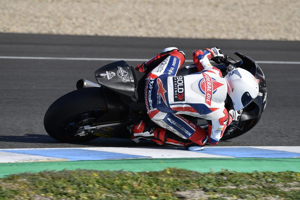 ANOTHER FRUITFUL DAY FOR TEAM FEDERAL OIL GRESINI MOTO2 AT JEREZ - Gresini Racing