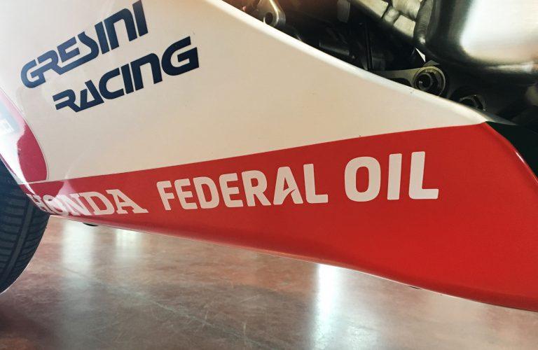 FEDERAL OIL E GRESINI RACING ANCHE IN MOTO3