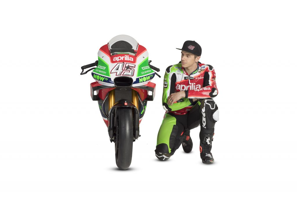 INTERVISTA A SCOTT REDDING - Gresini Racing