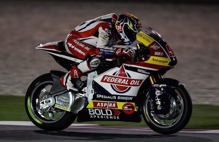 NAVARRO CLAIMS SEVENTH PLACE ON THE GRID IN QATAR