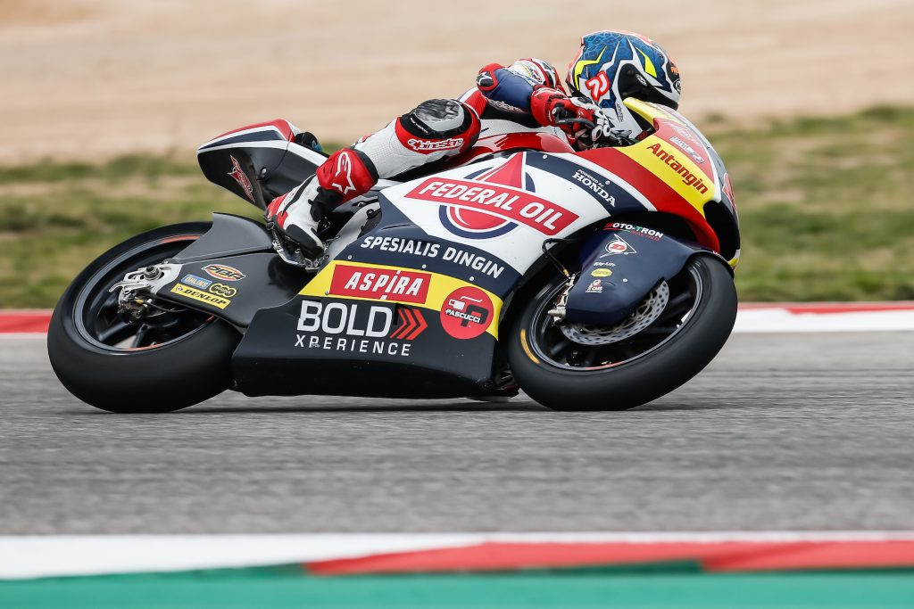 NAVARRO CHARGED UP FOR EUROPEAN SEASON BEGIN    - Gresini Racing