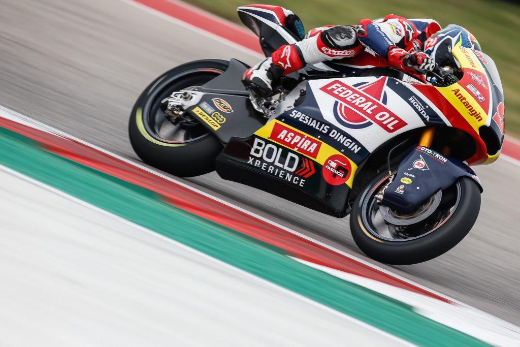 CHALLENGING QUALIFYING FOR NAVARRO AT COTA   - Gresini Racing