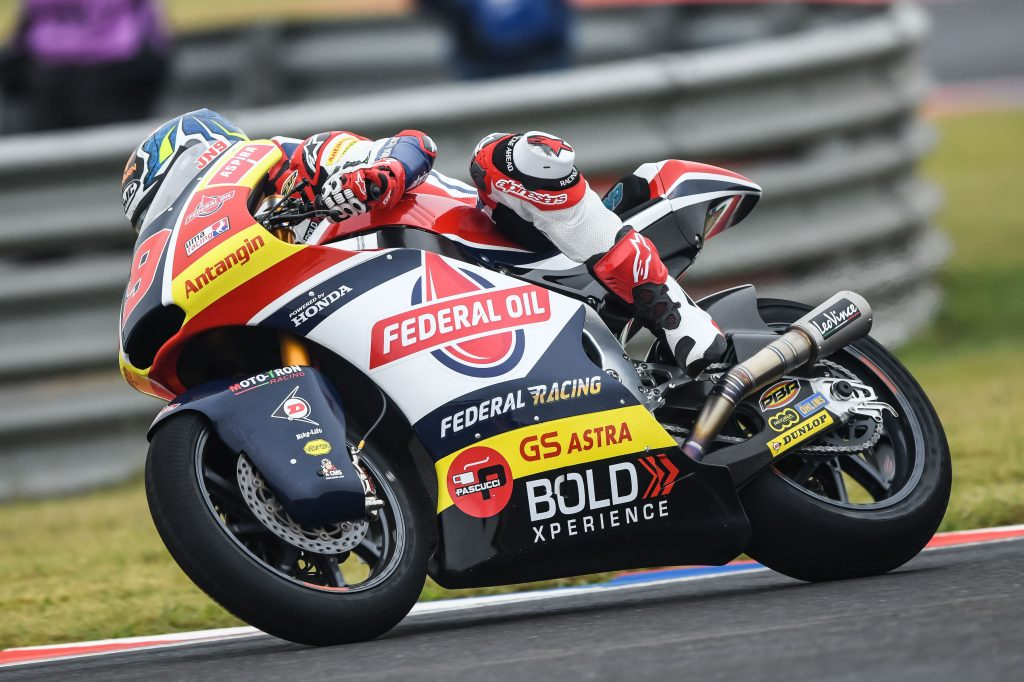 TOP-5 in QUALIFYING FOR NAVARRO IN ARGENTINA    - Gresini Racing