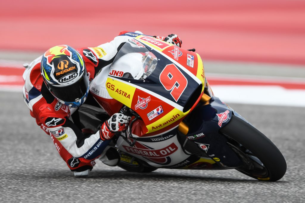 NAVARRO LOOKS FORWARD TO #AMERICASGP QUALIFYING - Gresini Racing