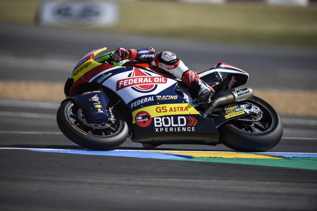 MUGELLO IS NEXT FOR FEDERAL OIL GRESINI MOTO2 TEAM    - Gresini Racing