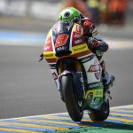 NAVARRO ON THE PACE AT LE MANS DESPITE TWO TUMBLES