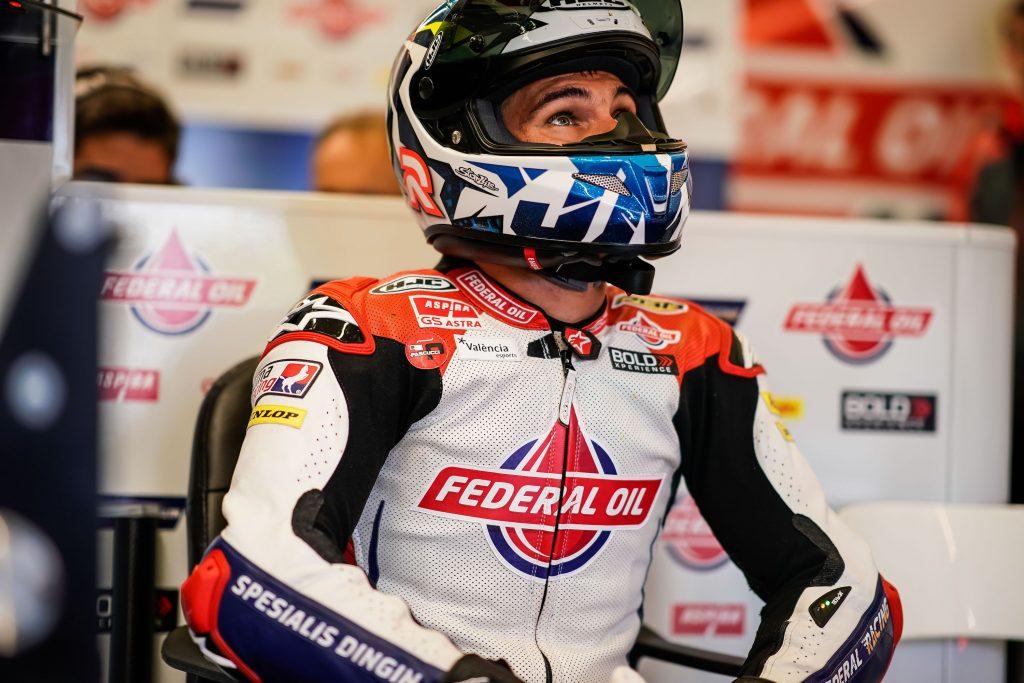 TEAM FEDERAL OIL GRESINI MOTO2 IS READY FOR LE MANS - Gresini Racing