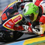 DIFFICULT QUALIFYING FOR NAVARRO  AT LE MANS