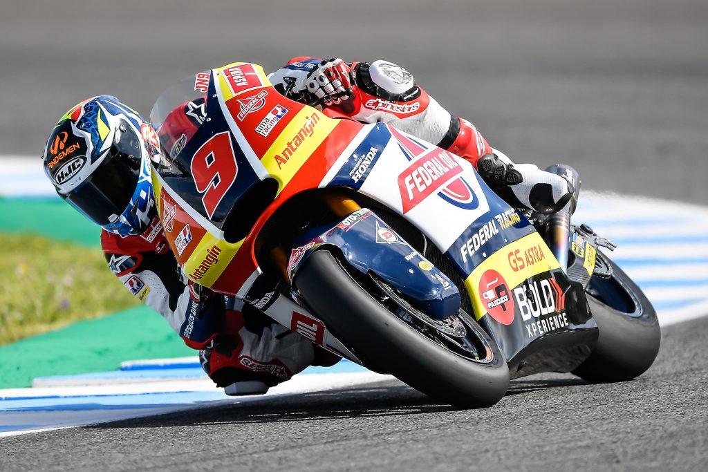 #SPANISHGP: NAVARRO SLOWED DOWN BY CRASH IN FRIDAY'S PRACTICE - Gresini Racing