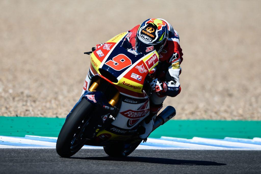 NAVARRO NARROWLY MISSES OUT ON #SPANISHGP FRONT ROW - Gresini Racing
