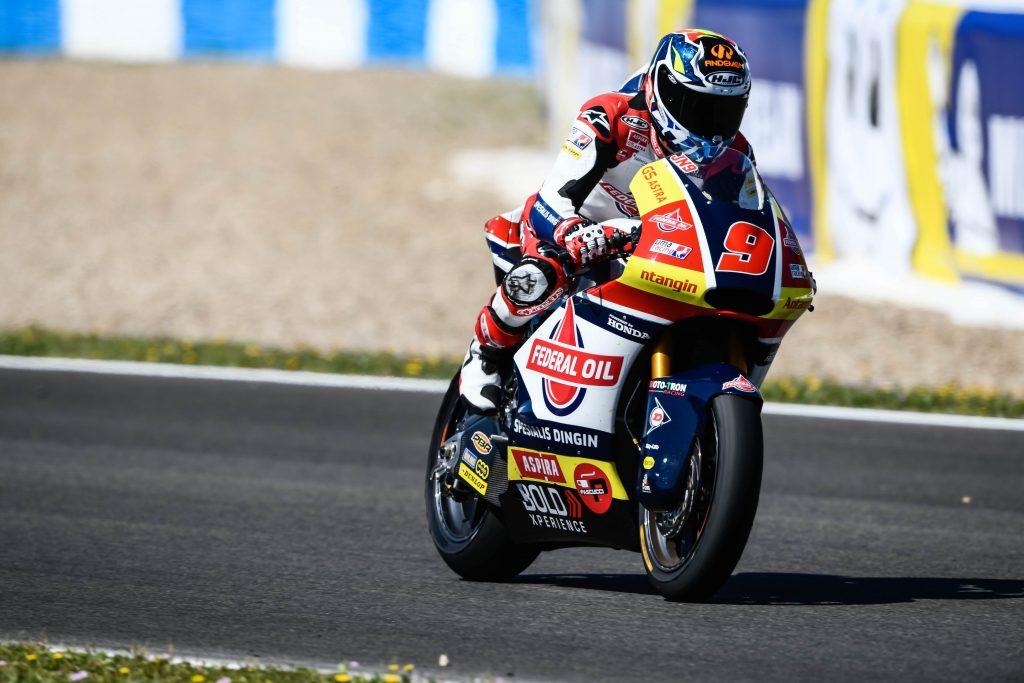 LE MANS: IL TEAM FEDERAL OIL GRESINI MOTO2 È PRONTO   - Gresini Racing