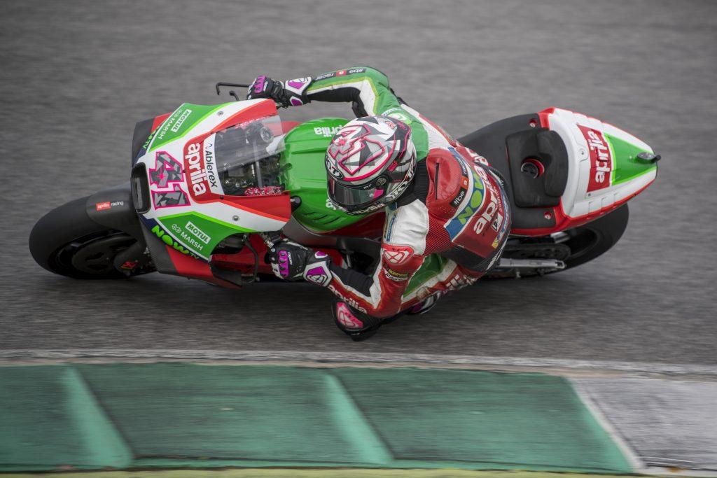 APRILIA ARRIVA A LE MANS DOPO DUE INTENSI GIORNI DI TEST AL MUGELLO - Gresini Racing