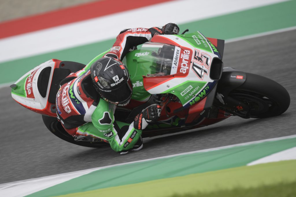 APRILIA PRONTA AL GP DI CATALOGNA - Gresini Racing