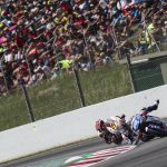 #CATALANGP: MARTIN OUT, DIGGIA TROVA PUNTI IMPORTANTI