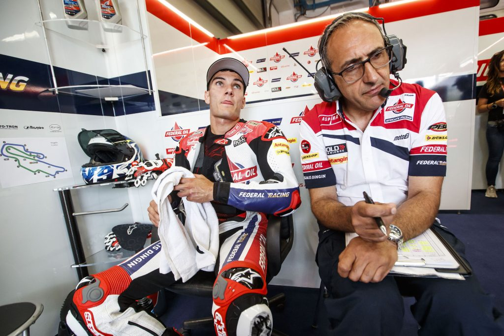 "#ITALIANGP – NAVARRO: ""WE NEED TO STEP UP OUR GAME"" - Gresini Racing"