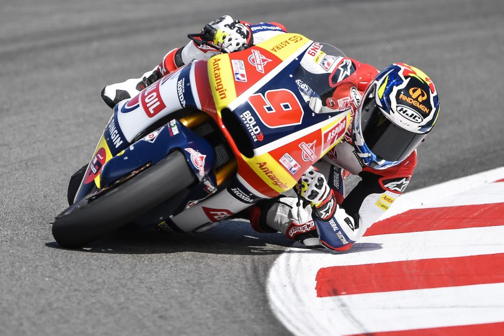 "NAVARRO ENDURES ""WORST SATURDAY OF THE SEASON"" AT #CATALANGP    - Gresini Racing"