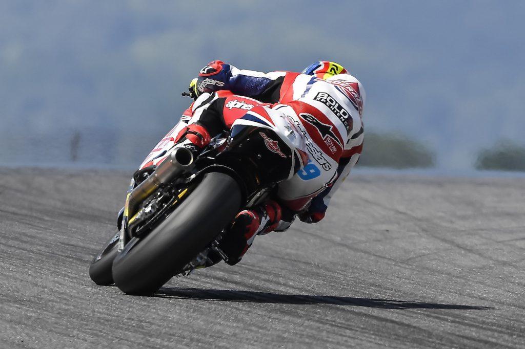 TOP-10 QUALIFYING RESULT FOR NAVARRO AT MUGELLO   - Gresini Racing