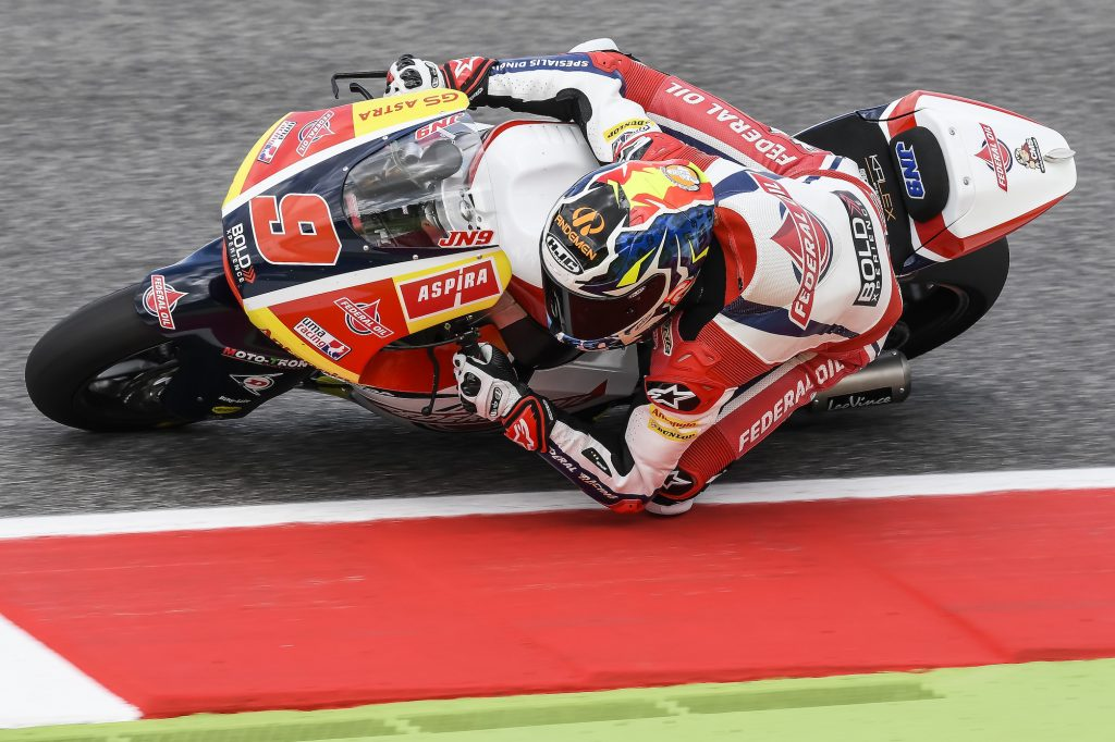 TIME FOR RESULTS FOR TEAM FEDERAL OIL GRESINI MOTO2    - Gresini Racing