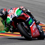 SCOTT REDDING IN THE POINTS AT THE GP OF GERMANY
