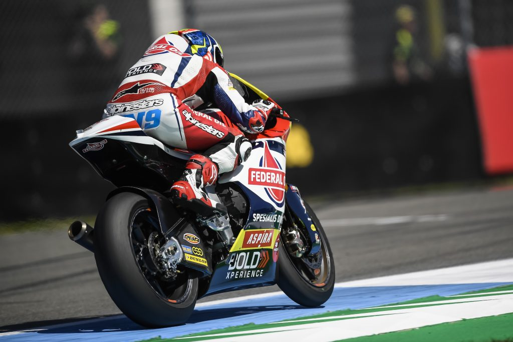 THE FEDERAL OIL GRESINI TEAM HEADS TO SACHSENRING FOR THE NINTH EVENT OF 2018    - Gresini Racing