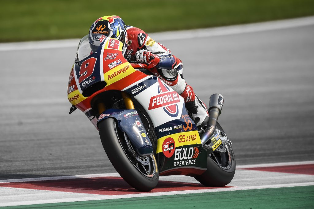 "NAVARRO: ""WE WILL BE READY IN ANY CONDITION""    - Gresini Racing"