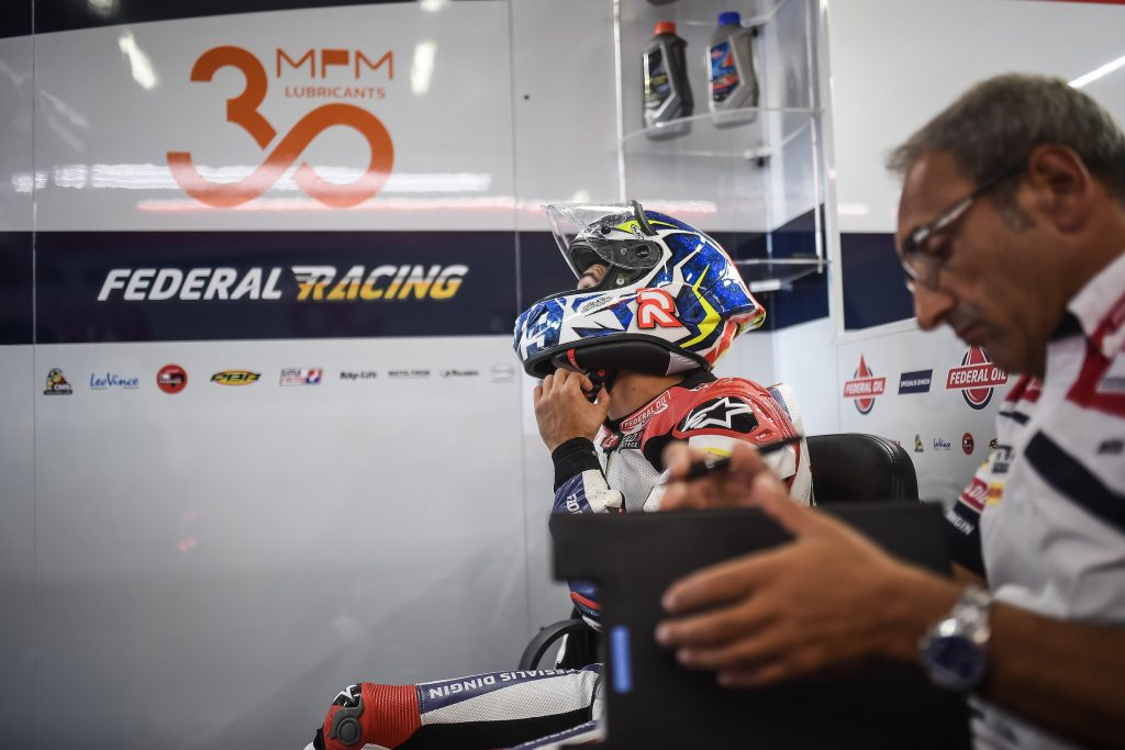 NAVARRO MISSES OUT ON FRONT ROW AT RED BULL RING    - Gresini Racing